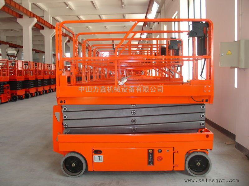 自行剪叉式液压升降机&唐山高空作业平台&移动式高空作业设备