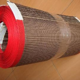 铁氟龙特氟龙网带输送带耐高温 凸齿花纹带 食品机械花纹带