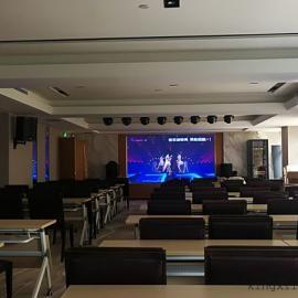 会议室LED大屏幕智能会议解决方案无线投屏LED显示屏高清