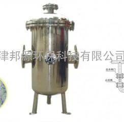 硅磷晶罐 不锈钢 前置过滤器除垢器