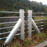 缆索护栏生产厂家批发价格@缆瑞景区路侧A级B级缆索护栏安装施工
