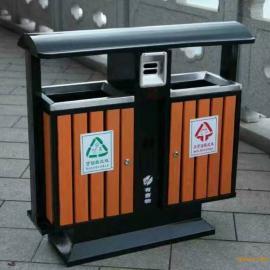 品牌厂商 《 冲孔板分类垃圾桶》横店道路垃圾桶制造厂