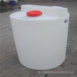 塑料加药搅拌桶