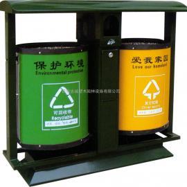 西安环卫垃圾桶,环保垃圾箱是市政街道专用的分类果皮箱厂家