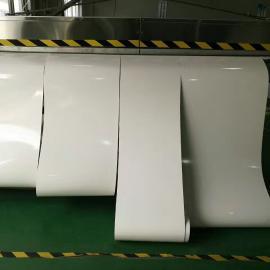 食品级pvc输送带,白色环保食品传送带
