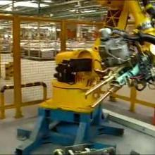 北京全自动点焊机器人制造厂家 车床机械手