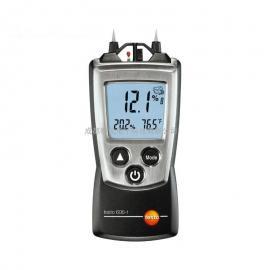 testo 606-1 迷你型刺入式水分仪 便携式水份计 606-1木材水份仪