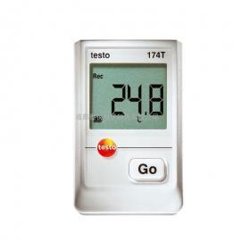 德国德图温度计 套装迷你型温度记录仪testo174T 数字温度记录表