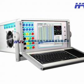 六相微机继电保护测试仪HVJB6602