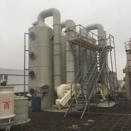 酸雾废气净化工程设备