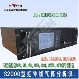 山东新泽煤气化行业中红外线气体分析仪的作用是什么?