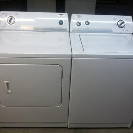 美标whirlpoop洗衣机/干衣机