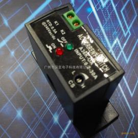 蓝泰牌A36K迷你型电流低至0.2A+0.1A启动的交流常开型电流感应开