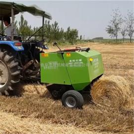 新品上市秸秆捡拾打捆机,苞米杆打包机