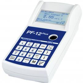 德国MN多功能水质分析仪PF-12 plus
