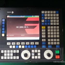 FAGOR发格8055i/EN FL系统轴跟随误差维修