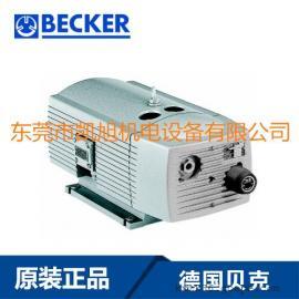 湖南厂家凯旭真空代理商直销贝克DT4.40K无油旋片式压缩泵