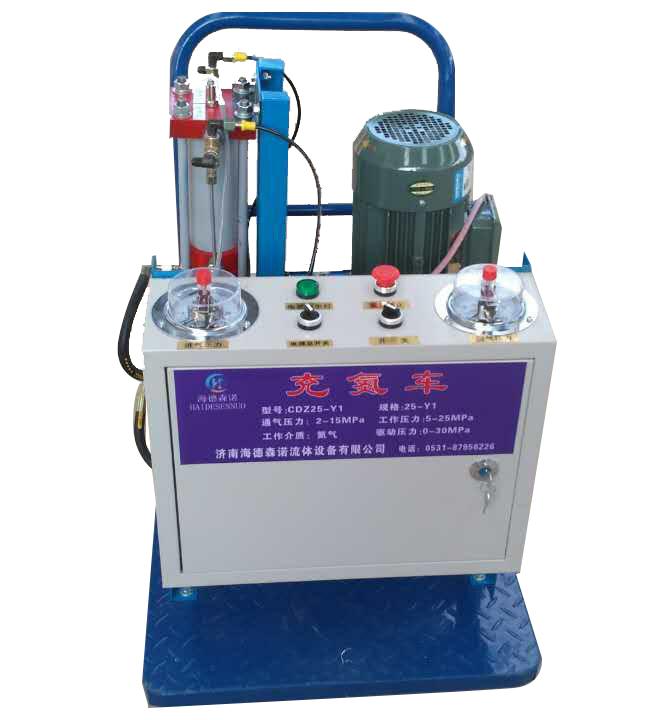 化工专业充氮车