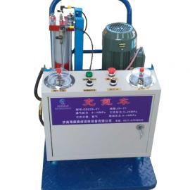 海德森诺氮气充氮车