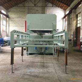 框式平板硫化机,大型框架式橡胶板热压硫化机