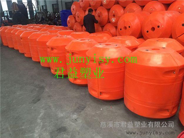 直径1300*1300孔径400管道浮漂 夹管塑料浮漂批发