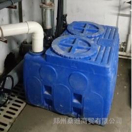 污水提升器设备双泵大型污提