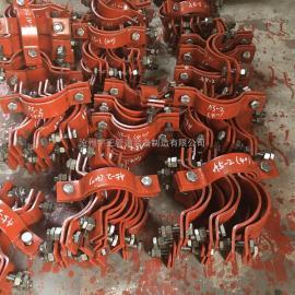 管夹-双螺栓管夹-A5管夹