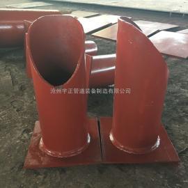 热压弯头托座-Z11热压弯头托座-热压弯头托座规格