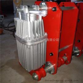 码头龙门地梁500车轮用防风铁楔 防跑轨液压制动装置 直销上海