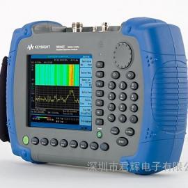 安捷伦N9342C 手持式频谱分析仪深圳代理商