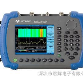 安捷伦N9343C 手持式频谱分析仪深圳代理商