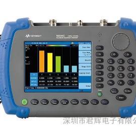 安捷伦N9344C 手持式频谱分析仪深圳代理商