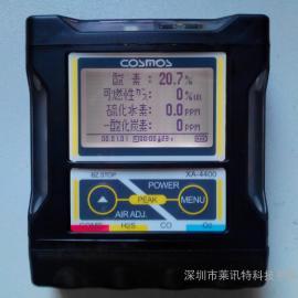 日本新宇宙 XA-4400 复合气体检测器