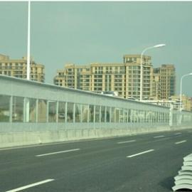 天水轨道交通声屏障 天水桥梁声屏障报价 天水小区隔音屏