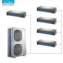 北京美的中央空调TR+系列北京区销售安装一级代理商经销商