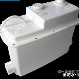 简易快冲污水提升器