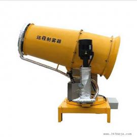 建筑工地降尘除尘设备 克莱森KPW-40远程高压喷雾机