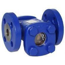 衬氟视镜视盅 HGS07F46-16C 衬塑直通管道窥视视镜