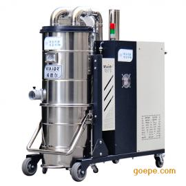 玻璃厂吸玻璃粉尘吸尘器 威德尔大功率自动反吹工业吸尘器C007AI