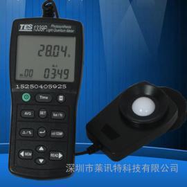 TES-1339P 光合作用量测照度光量子计