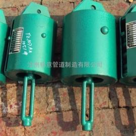 重庆可变弹簧支吊架 铭意牌 TD TH1 TH2 TH3 电厂汽水管道 锅炉
