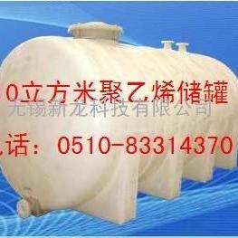 40台50000L塑料储罐(贮罐)群
