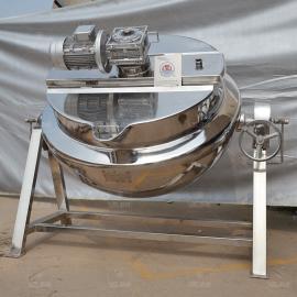广州厂家直销不锈钢蒸汽夹层锅