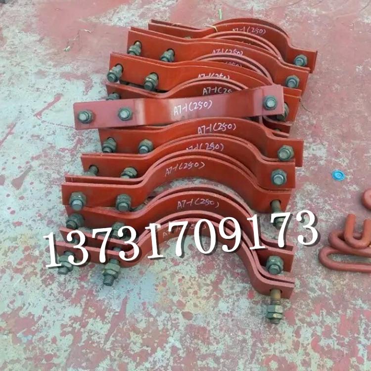 西北院三孔短管夹 D2三孔短管夹 三孔管夹价格