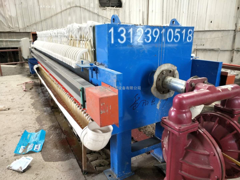 矿山泥浆压滤机打桩污泥压滤机洗煤压滤机陶瓷厂污泥压滤机