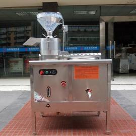 洛克机械豆腐机自动小型豆腐机厂家直销