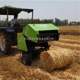 新型麦草捡拾打包机 行走式打捆机价格