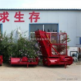 全自动玉米秸秆收集机,秸秆收割机