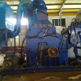 安徽锤式废钢破碎机 金属破碎机厂家 废铁粉碎机哪里卖