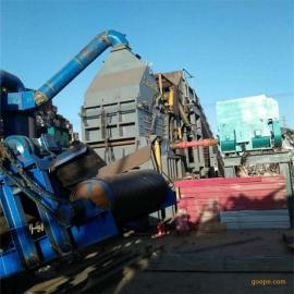 大型破碎机厂家现货 废钢废铁破碎设备 易拉罐破碎机